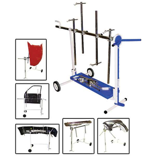 Super Stand - Universal Rotating Parts Work Stand-0