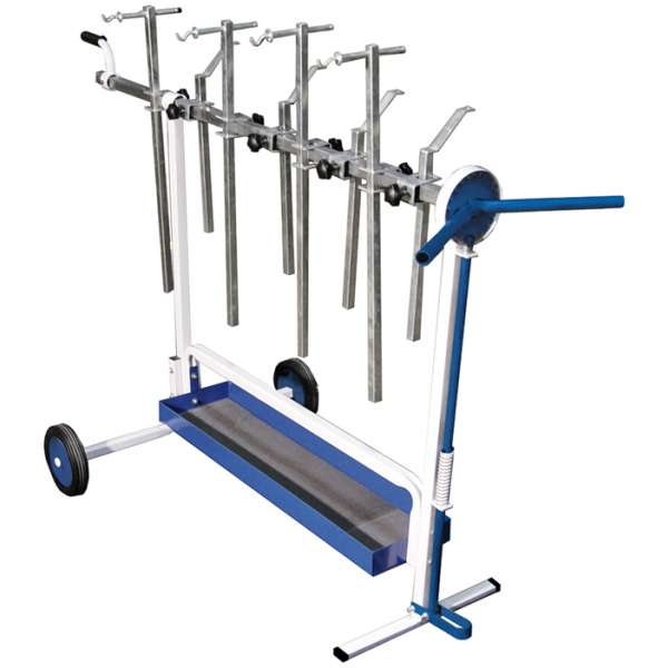 Super Stand - Universal Rotating Parts Work Stand-4002
