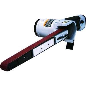 "Air Belt Sander (1/2"" x 18"") with 3pc Belts (#40, #60 & #80)-0"