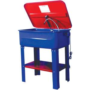 Parts Washer - Electric - 20 Gallon Capacity-0
