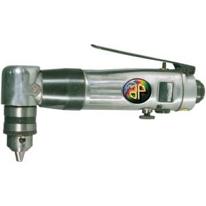 """3/8"""" Reversible Angle Head Air Drill - 1,800rpm-0"""