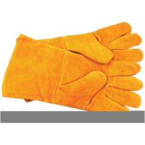 """13.5"""" Leather Welding Gloves-0"""