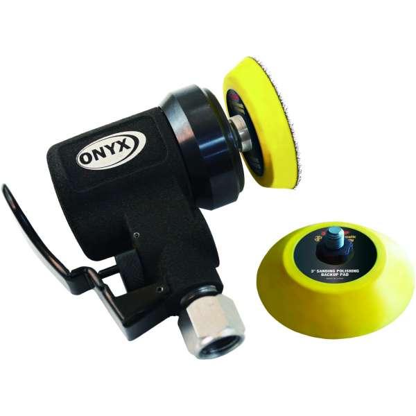 """ONYX Micro 2"""" Sander - Hook & Loop - 0.4HP-0"""