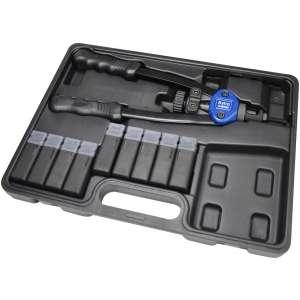 """13"""" Plusnut and Extra-Long Rivet Nut Setter Kit Metric & SAE-0"""