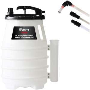 15L (4 Gal) Professional Manual Fluid Extractor-0